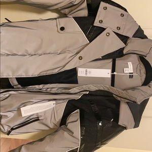 Puffer jacket (oversized style)